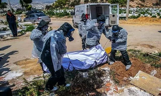 Coronavirus: Le seuil des dix mille morts dépassé