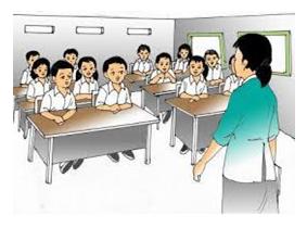 Latihan Soal USBN IPS Tahun 2019/2020 - anak smp / mts