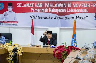 Pemerintah Kabupaten Labuhanbatu Siap Berkolaborasi Dengan ACT