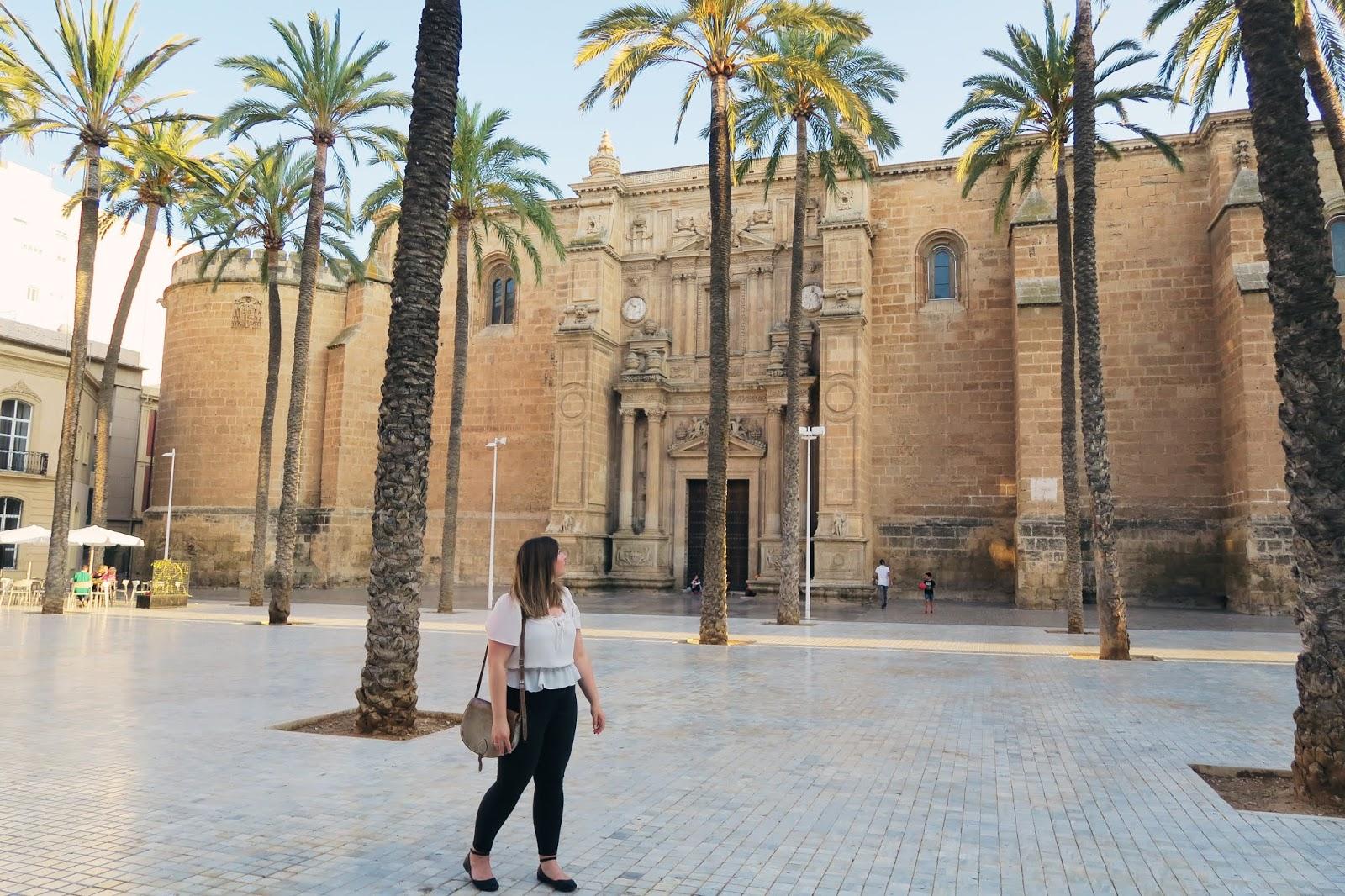 Imagine of Almeria Cathedral