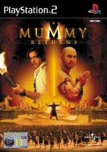 The Mummy Returns PS2 ISO
