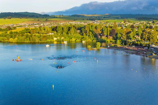 Thông tin về hồ Taupo