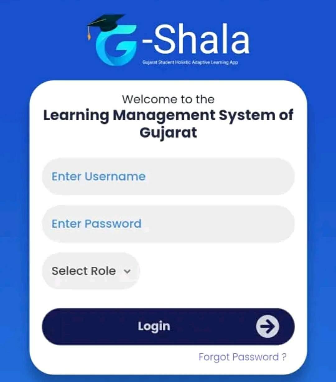 G shala gov app download for teachers