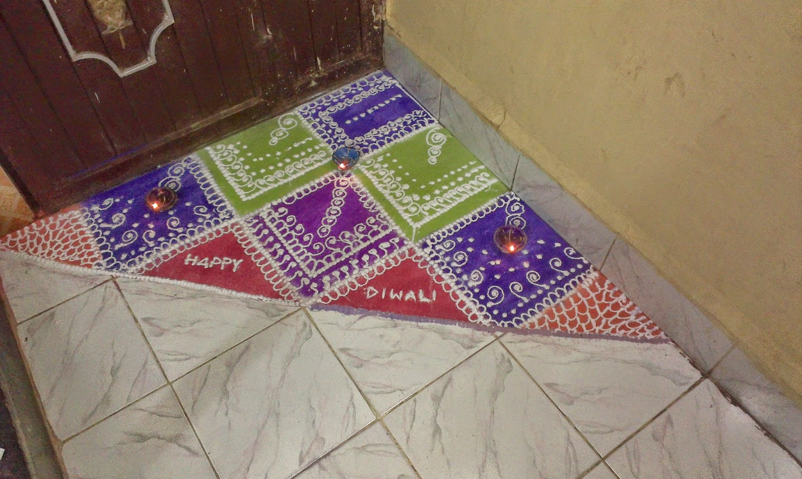 Rangoli Diwali Collection 32