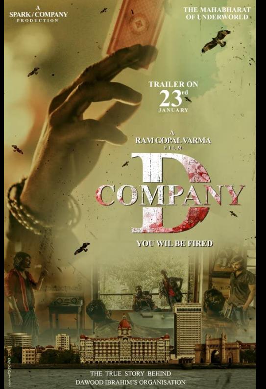 D Company 2021 x264 720p WebHD Hindi THE GOPI SAHI