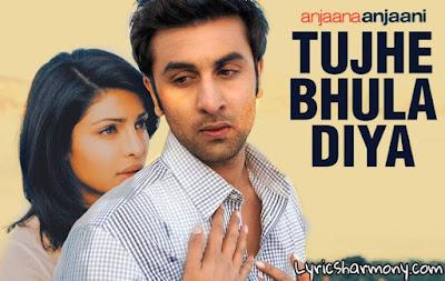 Tujhe Bhula Diya Lyrics