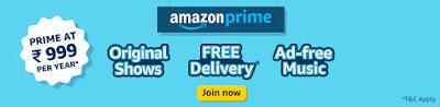 Amazon Prime Affiliate