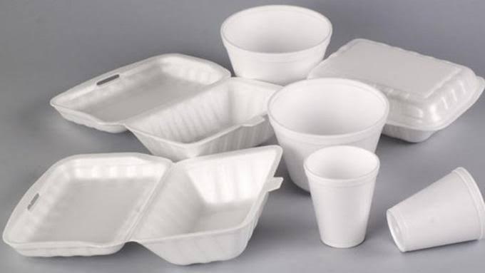 Styrofoam aman digunakan