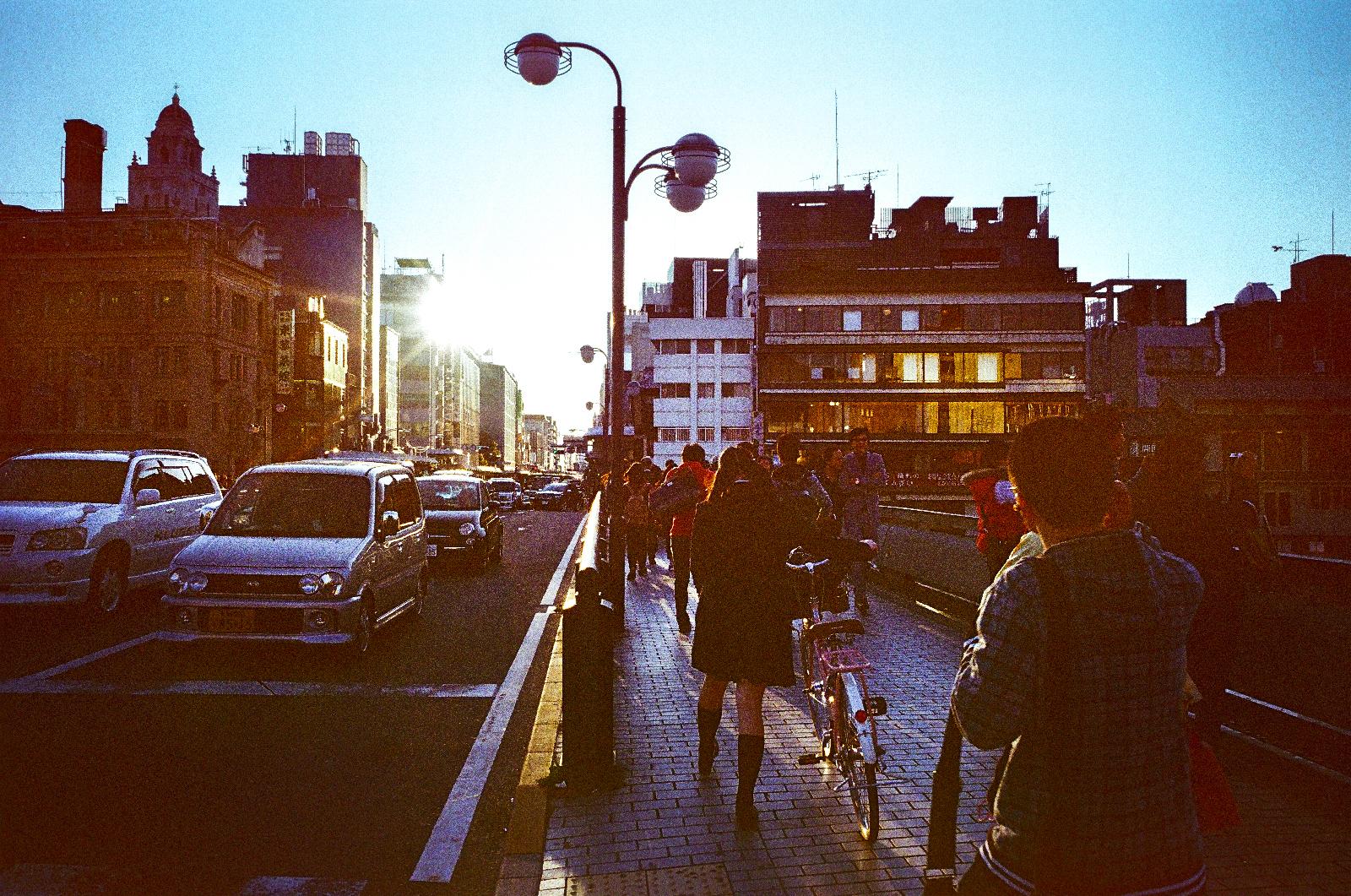「河原町、祇園、三条」京都 | 散步日常 | 攝影集