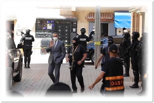 تفكيك خلية إرهابية يجلب إشادة بالأمن ومطالب بتشديد العقوبات