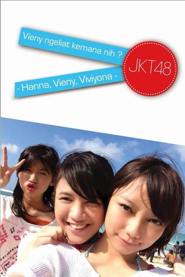 Wallpaper Mobile Content JKT48 Random Member (Part 28 ...
