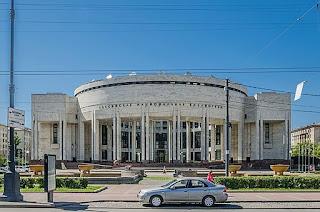 NATIONAL LIBRARY OF RUSSIA, BIBLIOTECA NACIONAL DE RUSIA