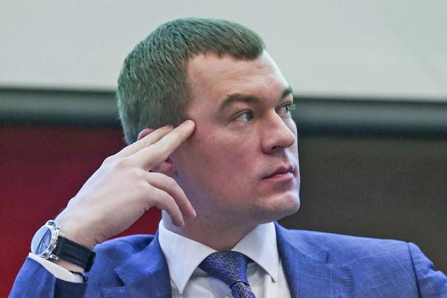 М. Дегтярев