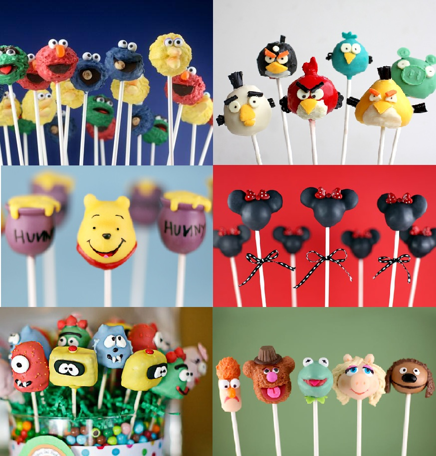 Cake Pop Tips How To Make Cake Pops Brownie Pops And