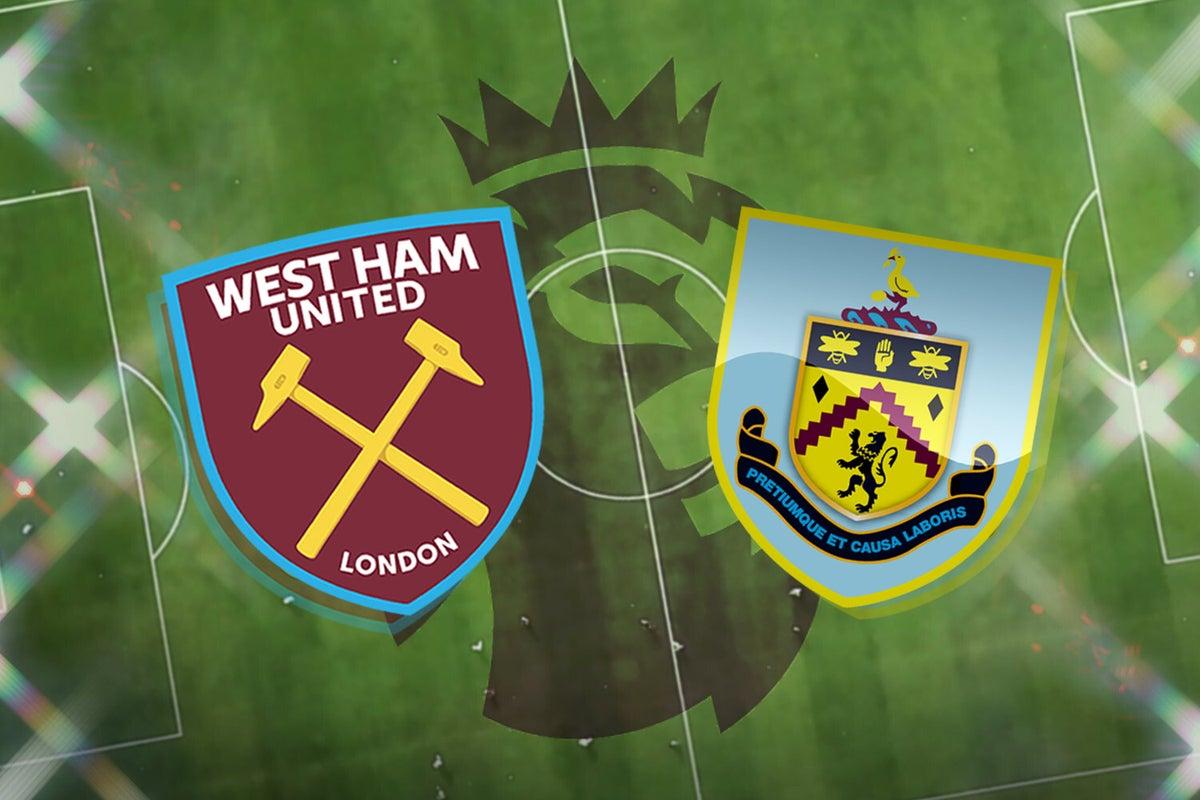 بث مباشر : مشاهدة مباراة بيرنلي ووست هام يونايتد