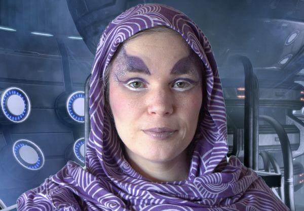 Tali Zorah Makeup