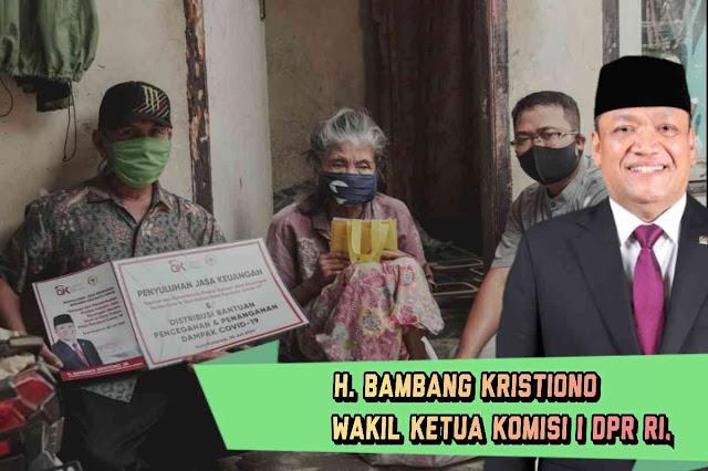 Tim HBK PEDULI Kota Mataram bekerjasama dengan Yayasan Swadaya Membangun Mataram, dan OJK Provinsi  NTB.
