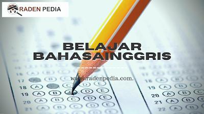 Latihan Soal PAT Bahasa Inggris Kelas 5 - www.radenpedia.com