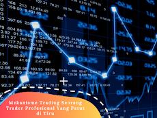 Mekanisme Trading Seorang Trader Profesional Yang Patut di Tiru