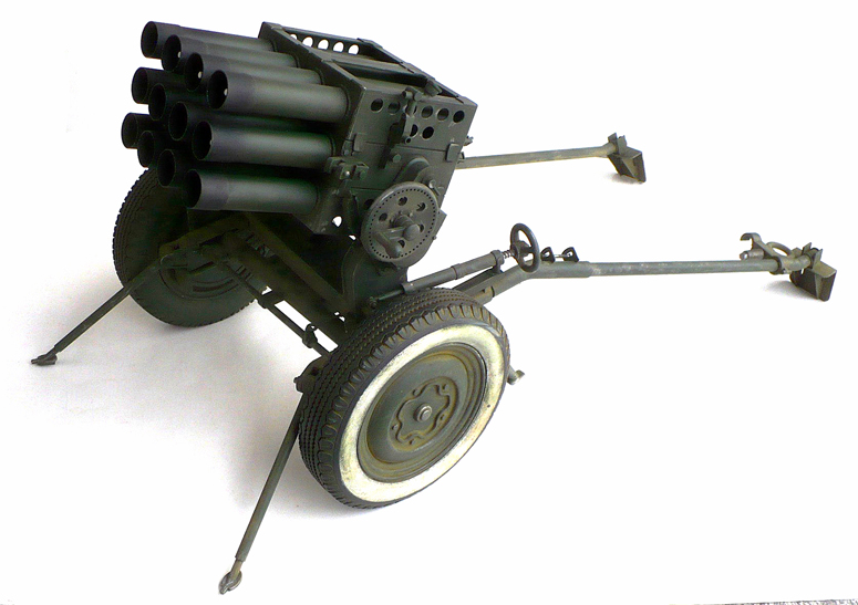 The Great Canadian Model Builders Web Page!: Type 63 107mm