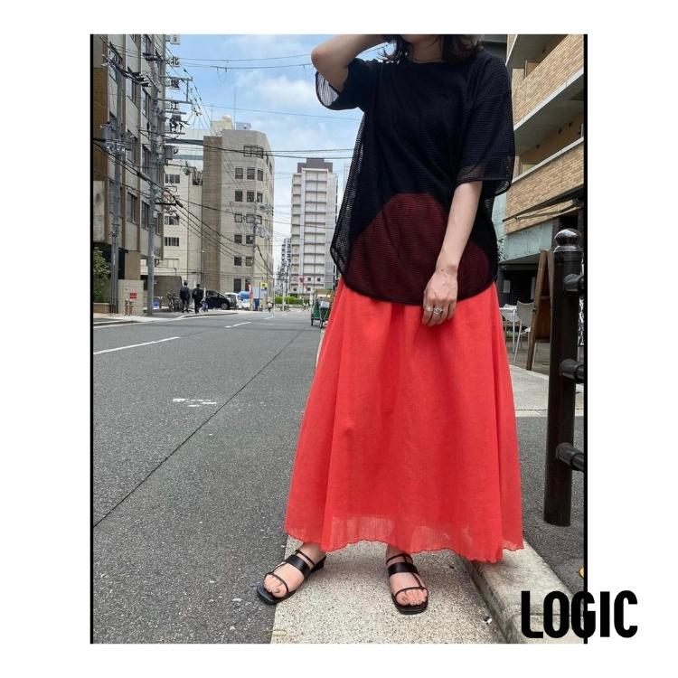 【伊勢店】ROSIEE . スカート [¥13.200]