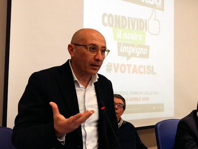 Trasporti, Gambardella(Cisl): ''Basta gattopardismi, servono scelte coraggiose e una nuova dirigenza pubblica''