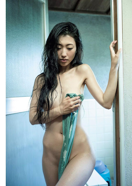 Dan Mitsu 壇蜜 Weekly Playboy No 38 2015 Photos 4