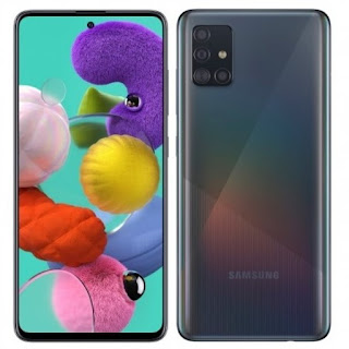 gsmarena 002 - THE Samsung Galaxy A51 and Galaxy A71 Has Been announced: With Infinity-O displays and The L-shaped quad AI cameras.