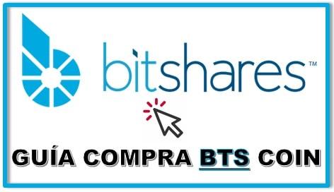 Cómo Comprar Criptomoneda BitShares BTS COIN Tutorial Actualizado Completo