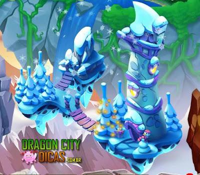 Ilha Torre Glacial