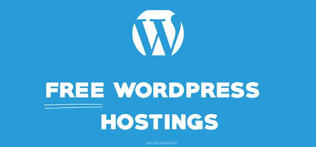 Wordpress Web Hosting Gratis Siap Pakai Untuk Pemula