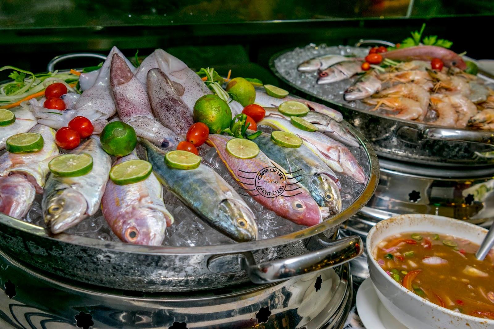 3 Abdul Ramadan Buffet Dinner Vouk Hotel Suites