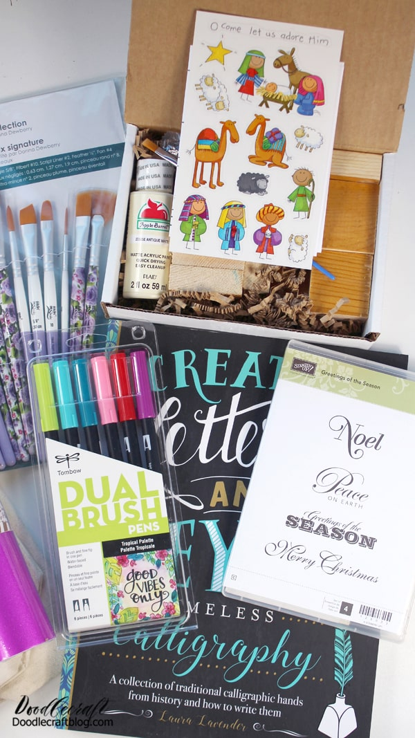 Craft Bundle Giveaway on Instagram! #GIVEAWAYYAY2020 I'm giving away a big bundle of craft supplies on my Doodlecraft Instagram at 10 AM Mountain time today! (Sunday November 8th) You have to enter on Instagram, not on this post. The winner will be chosen on Instagram on Friday November 13th at Noon MT.   Enter to win all these fun crafty goodies! Plus!!! There's tons of other bloggers participating in epic giveaways! Just search the hashtag: #GIVEAWAYYAY2020 and enter all the giveaways!