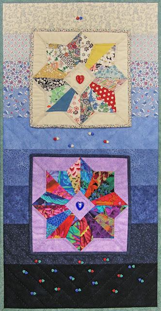 Robin Atkins, quilt for 2017 La Conner Quilt Museum challenge
