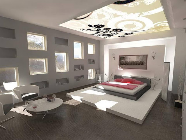 Awesome Beautiful Bedroom Designs 2016 that Exudes With Elegance