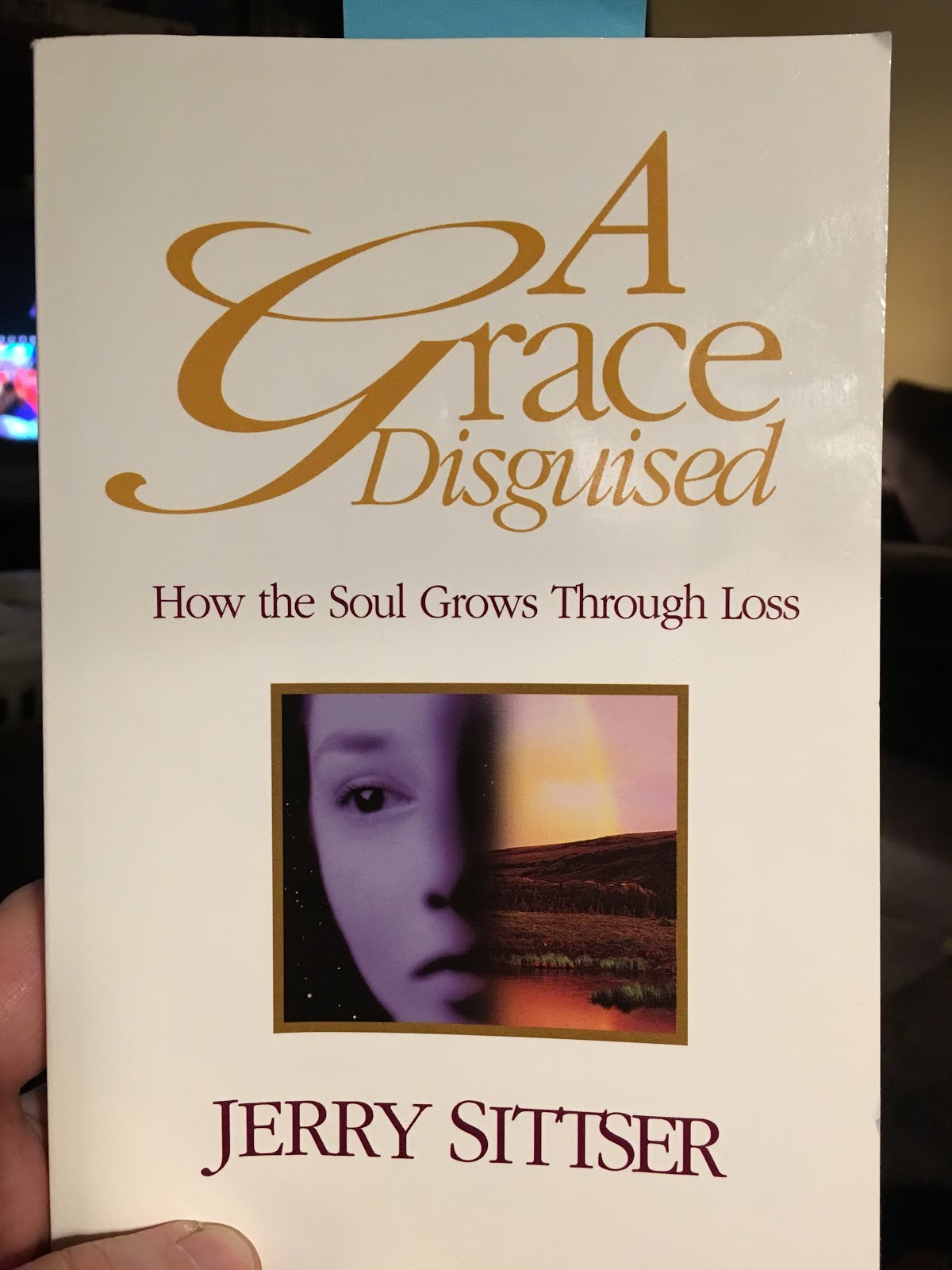 A Grace Disguised. Three nights after my wonderful wife, Teresa, went to be  with the Lord after suddenly and tragically passing away before my eyes on  that ...