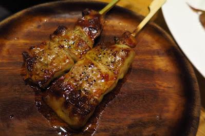 Kazu Sumiyaki, foie gras