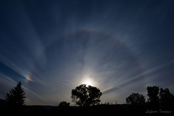 Moon Dogs And Lunar Halo.