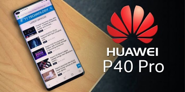 Huawei P40 Pro launch confirmed - leaks battery, design and camera
