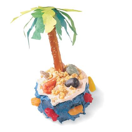 D is for Desert Island Cupcake Recipe