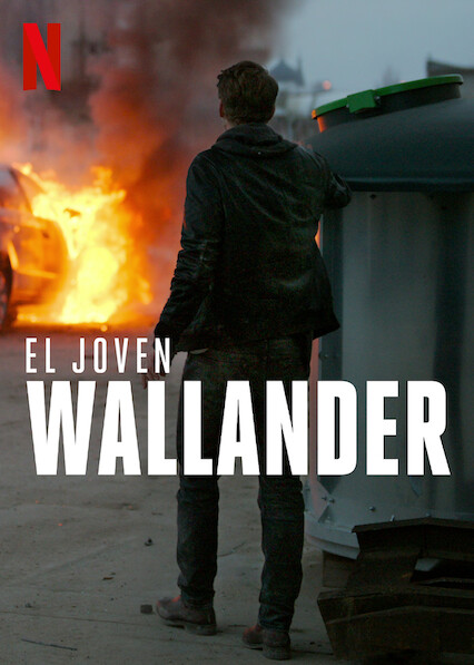 Young Wallander (2020) Temporadad 1 NF WEB-DL 1080p Latino