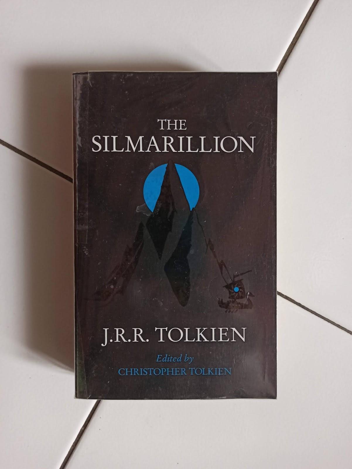 Preloved The Silmarillion A Novel by J.R.R. Tolkien