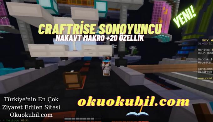 Craftrise SonOyuncu Swampie, Reach, Nakavt Makro +20 Özellik Hilesi