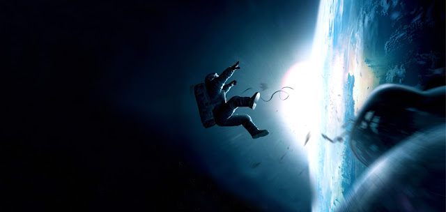 Gravity Movie 2013 George Clooney Sandra Bullock