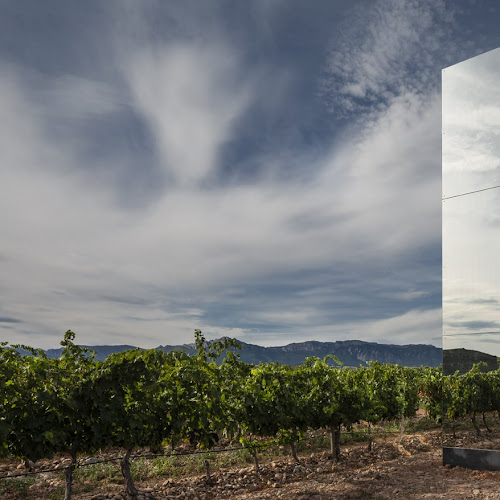OE Architect   Formas de Habitar el Viñedo