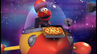 Sesame Street Episode 4305 Me Am What Me Am, Elmo the Musical Pizza the Musical, pizza delivery