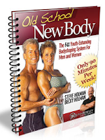 Old school new body review: burning fat new body workout for men or women