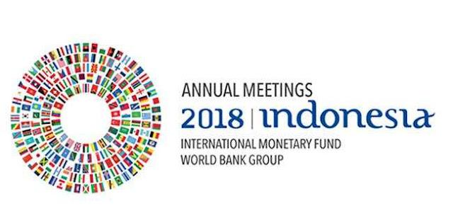 Dugaan Ketidakberesan Dana Pertemuan IMF Terendus