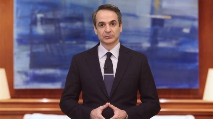 Έξι νέα μέτρα στήριξης της οικονομίας ανακοίνωσε ο Μητσοτάκης