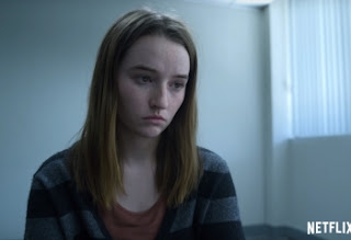 Kaitlyn Dever as Marie Adler, the unbelievable victim.